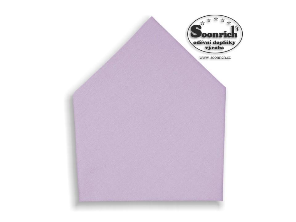 Soonrich, šátek dětský fialový, bsd209