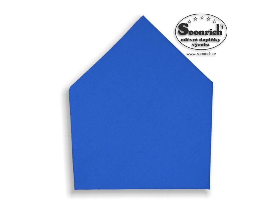 Soonrich, šátek dětský modrý, bsd212
