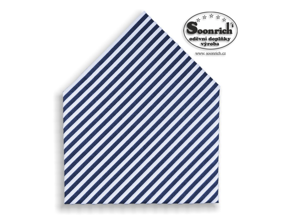 Soonrich, šátek proužky, bsp185