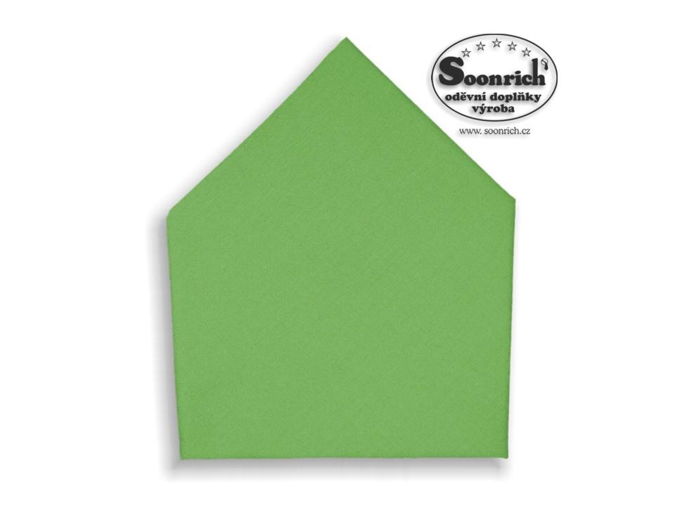 Soonrich, šátek zelený na hlavu, bsp216