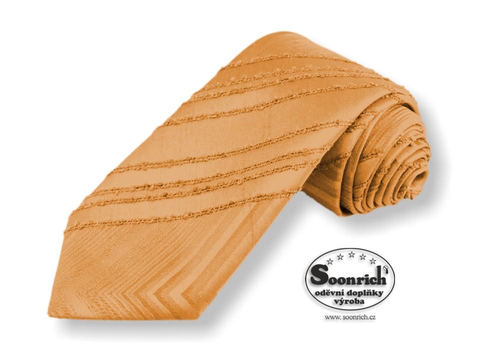 Soonrich, kravata tkaná, kln004